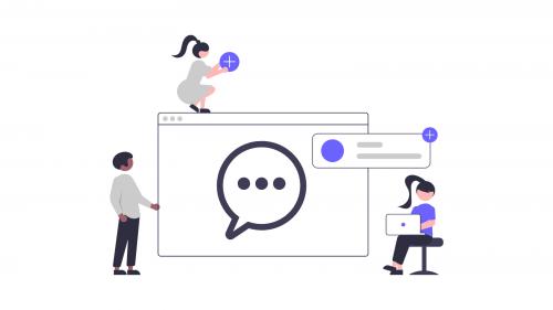 ビジネスチャット(business-chat)